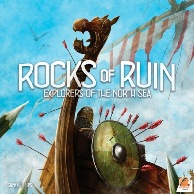 Explorers of the North Sea: Rocks of Ruin kiegészítő
