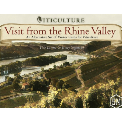 Viticulture: Visit from Rhine Valley kiegészítő