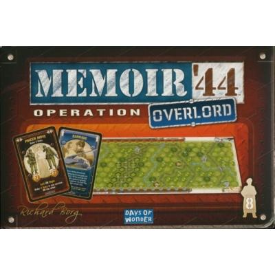 Memoir '44: Operation Overlord kiegészítő