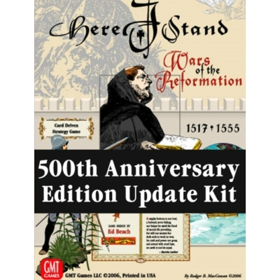 Here I Stand: 500th Anniversary Edition Update Kit