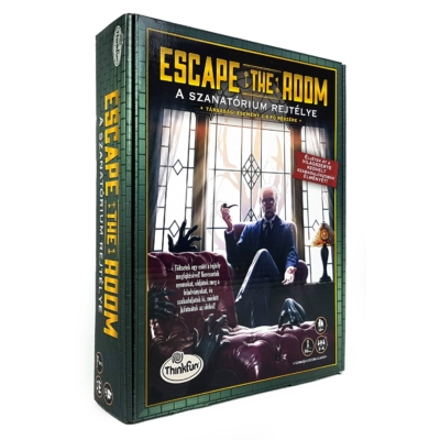 Escape the Room - A szanatórium rejtélye