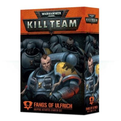 Warhammer 40k: Kill Team - Fangs of Ulfrich kiegészítő