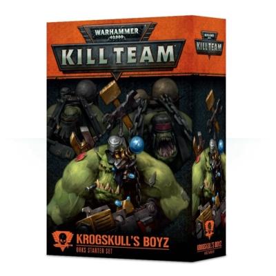 Warhammer 40k: Kill Team - Krogskull's Boyz kiegészítő