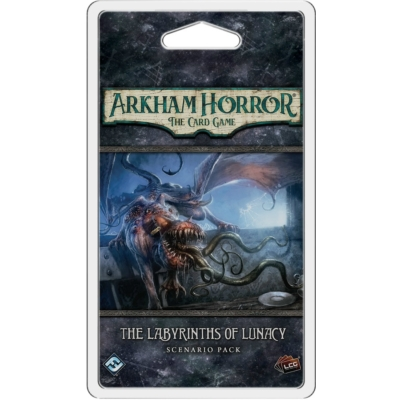 Arkham Horror LCG: The Labyrinths of Lunacy Mythos Pack