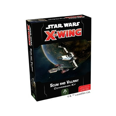 Star Wars X-Wing 2.0: Scum and Villainy Conversion Kit